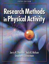 Research Methods in Physical Activity - 5th Edition, , Good Book