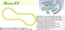KATO 20-870-1 N V11 Double Track Set