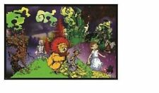 BRANDON MILLS ~ WIZARD OF OZ~ 24x36 FINE ART POSTER NEW/ROLLED! Dorthy Toto