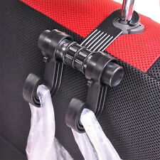 Car Seat Hooks Auto Car Hook Grocery Shopping Hanger Automobile Bags Holder Rack