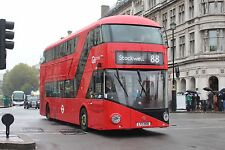 New bus for London - Borismaster LT506 6x4 Quality Bus Photo