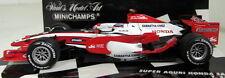 Minichamps 1/43 Scale 400 080018 Super Aguri Honda SA08 Sato 2008 Diecast F1 car