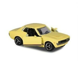 Toyota Celica 1600 GT Coupe A20 A30 Yellow 230B Majorette Vintage 2019 Toy Car
