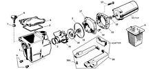 Genuine Hayward Pump Cover Super Pump Strainer Cover Pump Lid SP1600D SPX1600D