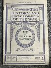 TIMES HISTORY OF THE WAR WWI MAGAZINE No 250 End Of Near East Campaigns 3Ju 1919