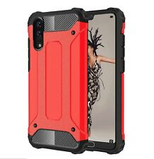 For Huawei P20 / Pro Shockproof Heavy Duty Armor Defender Hard Cover Case