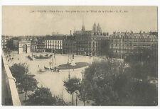 France - Dijon - Place Darcy - 1900's animated postcard