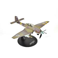 Atlas Editions Aircraft JR04 Junkers Ju 87 G-2 Hans Ulrich WWII Fighter 1:72nd