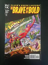 Box 14b, Comic DC, The Brave And The Bold, # 3 of 6 Dec 99 Flash & Green Lantern