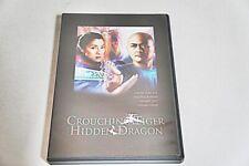Crouching Tiger Hidden Dragon Dvd Ang Lee