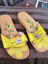 ladies scholl sandals bnib size 6 uk