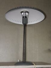 Lamp Kalff Philips desk mid century vintage design 60s retro light ufo atomic