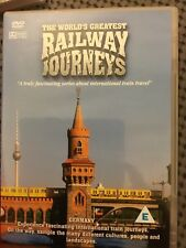 The worlds greatest Railway journeys. Germany. Disc 5 of 12.