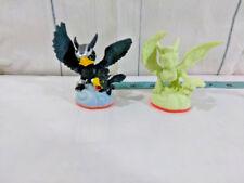Lot of 2 Skylanders Giants Sonic Boom Figure Glow In The Dark & Reg Ships FREE
