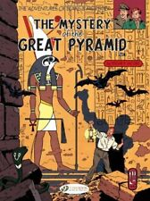 Blake and Mortimer: Mystery of the Great Pyramid Pt. 1-Edgar P. Jacobs