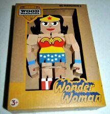 "Wonder Woman Wood Warriors 8"" Action Figure NEW - DC Series 1"