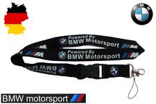 ★ BMW M-Power Motorsport Lanyard Schlüsselband M2 M3 M4 M5 M6 Audi VW ★