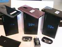 Samsung Galaxy S9+ PLUS G965U Unlocked 64GB AT&T T-Mobile GSM Blue Purple Black