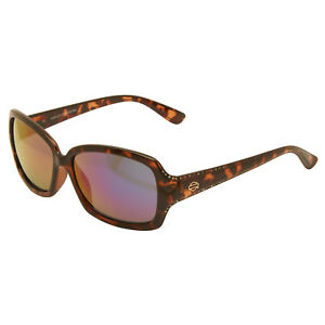 Harley Davidson - Brown Tortoiseshell Classic Style Sunglasses with Case