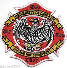 "Chicago Eng-60 / TL-37 / Bat-17 / A-38, Illinois (4.5"" x 4.5"" size) fire patch"