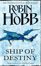 Ship of Destiny (The Liveship Traders, Book 3): Harp... by Hobb, Robin Paperback