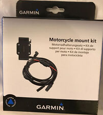 2Garmin Zumo 660 660LM & 665 665LM Motorcycle Cradle Mount/Hard-wire Power Cable