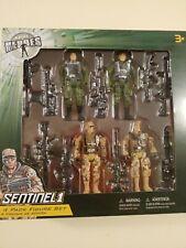True Heroes Sentinel 1 4 Pack Action Figure Set Toys R Us
