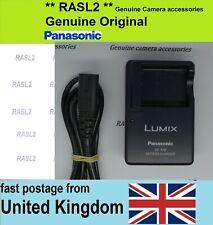 Genuine Original Panasonic LUMIX charger DE-A26 DMC-TZ1 DMC-TZ2 TZ11 TZ3 TZ4