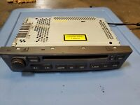 2001 2002 2003 2004 2005 2006 2007 2008 JAGUAR X-TYPE CD PLAYER 4X43-18B876-BC