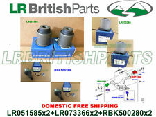 LAND ROVER FRONT LOWER CONTROL ARM BUSHING & BALL JOINT SET LR3 LR4 LEMFORDER