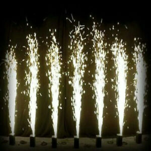 Flower Sprayer Fireworks Firing System Radio Fire Special Effect Wedding Stage