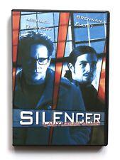 FSK 18 • DVD • Silencer - Lautlose Killer