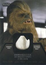 Star Wars Jedi Legacy CR-2 Chewbacca Hair Fur Relic Card MINT! RARE! A New Hope