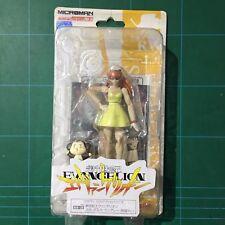 Tomy Evangelion Microman 2005 Micro Action Soryu Asuka Langley Figure MA-26