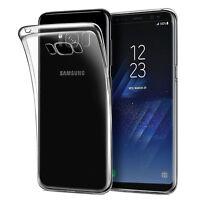 "Etui Housse Coque Gel UltraSlim pour Samsung Galaxy S8+/ Galaxy S8 Plus 6.2"""