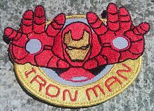 Patch toppa IRON MAN IRONMAN SCRATCH TERMOSALDABILE morale patch avengers