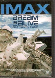 Raumfahrt Dokumentationsfilm Imax THE DREAM IS ALIVE - EIN TRAUM WIRD WAHR OVP