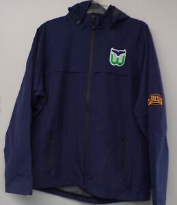 Hartford Whalers Wales Conference Mens J333 Torrent Waterproof Jacket XS-4XL New