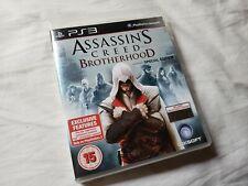 Assassin's Creed Brotherhood Playstation 3 PS3
