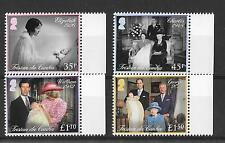 Tristan da Cunha 2014 Christening of Prince George  MNH