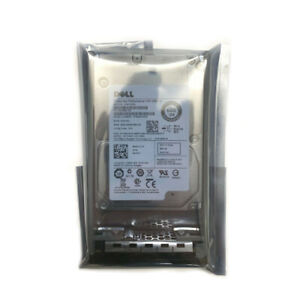 Dell ST600MP0005 4HGTJ 600GB 15000RPM 2.5 in SAS 12Gbps HDD Hard Drive With Tray