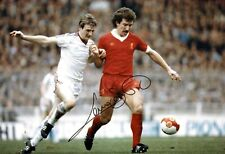 Graeme SOUNESS SIGNED 12x8 LIVERPOOL Photo 4 AFTAL RD COA Private Signing