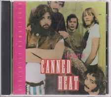 Best of CANNED HEAT Remastered 1987 CD On the Road Again Going Up the Country