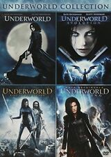 Underworld Ultimate Collection 4 Movie Marathon Action Movies DVD Collectibles