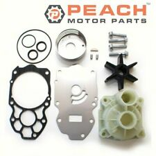 Peach Motor Parts PM-WPMP-0044A Water Pump Repair Kit (With Housing) Fits Yamaha
