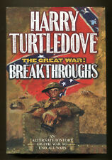 THE GREAT WAR: BREAKTHROUGHS by Harry Turtledove - 2000 1st Edition in DJ