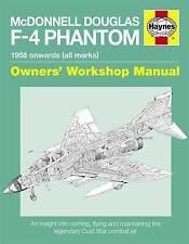 McDonnell Douglas F-4 Phantom Haynes Aircraft Manual H4996
