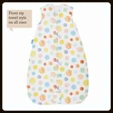 *BRAND NEW* GENUINE TRAVEL GROBAG 0-6 Mths 2.5 Tog *SCRIBBLE* BABY SLEEPING BAG