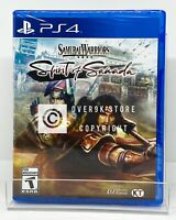Samurai Warriors: Spirit of Sanada - PS4 - Brand New | Factory Sealed