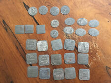 More details for job lot of 30 williams brothers store tokens